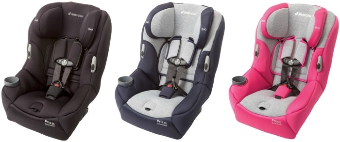 b3da27a708b Maxi Cosi Pria 85 Convertible Car Seat Review - Thrifty Nifty Mommy