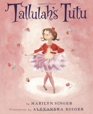 Tallulah's Tutu cover