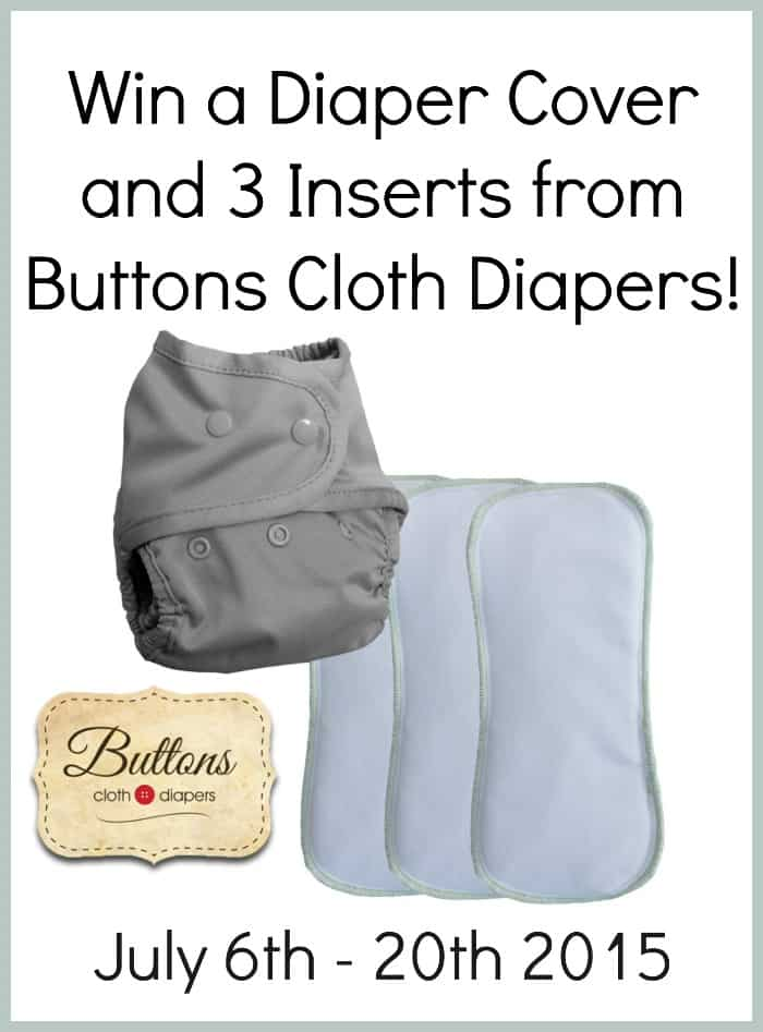 Win Buttons Diapers