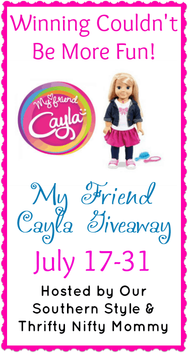 cayla giveaway