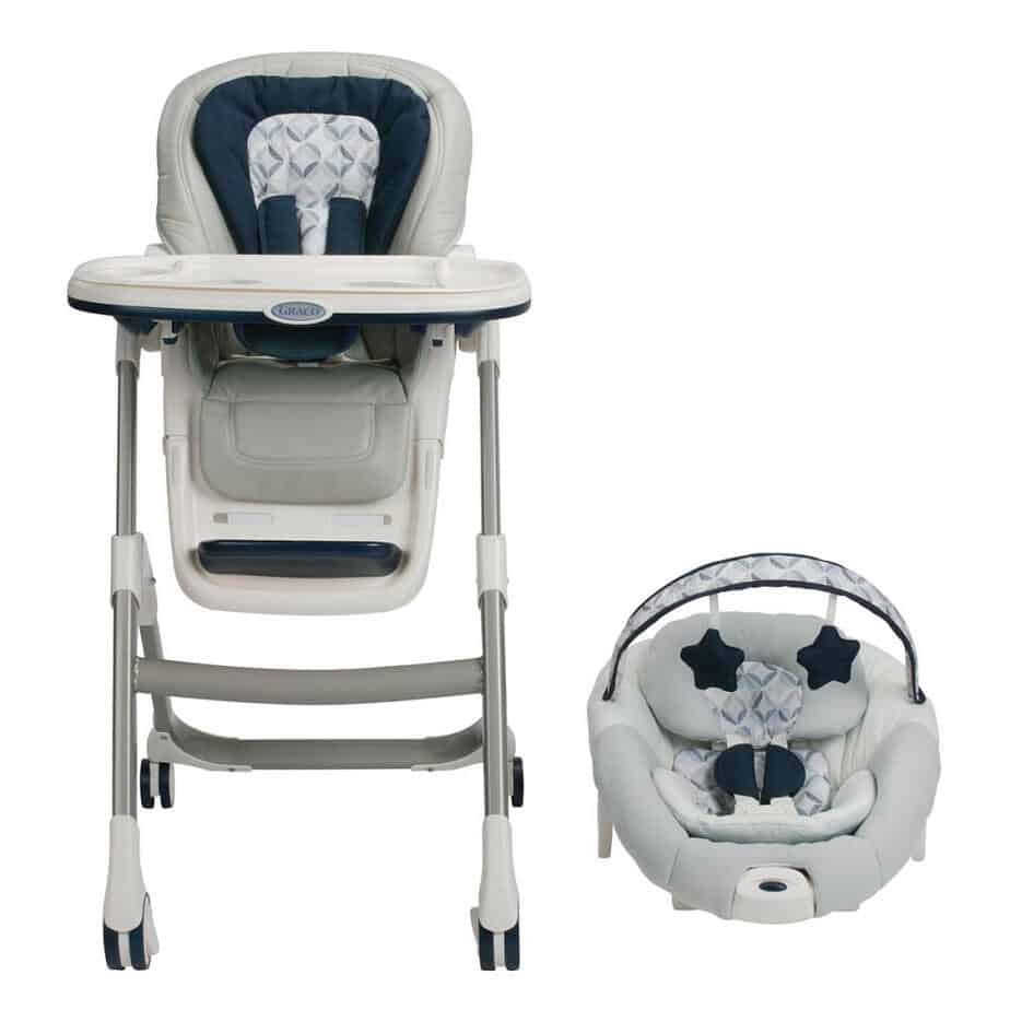Graco Sous Chef 5 in 1 High Chair and Booster Seating System Review and Giveaway