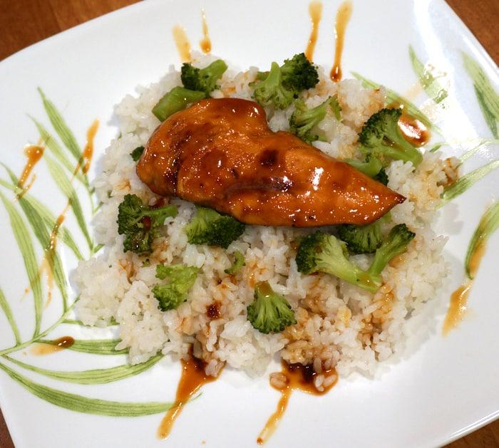 Simply Delicious Teriyaki Chicken