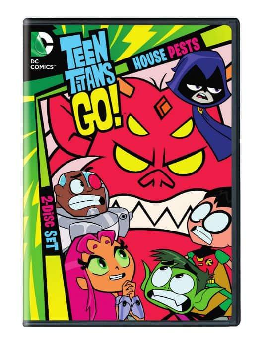Teen Titans 1