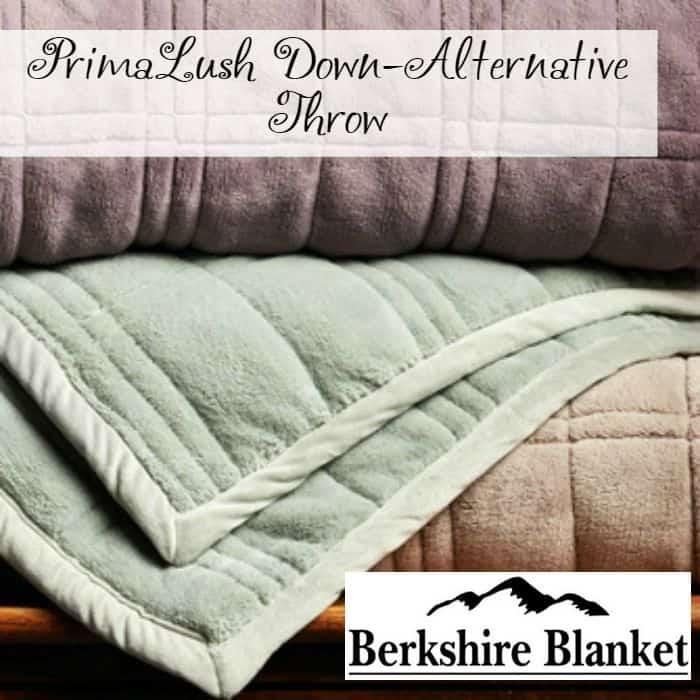 Berkshire Blanket opening pic