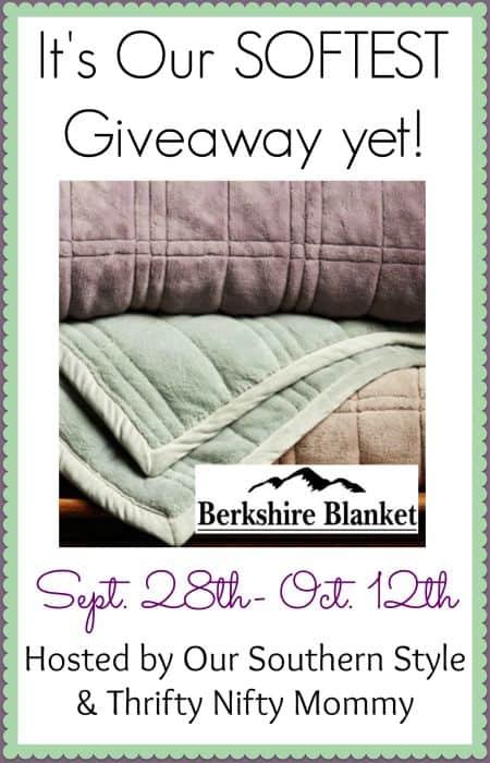 Berkshire Giveaway