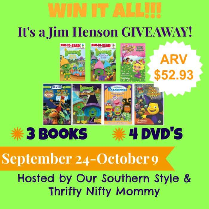 Henson Giveaway