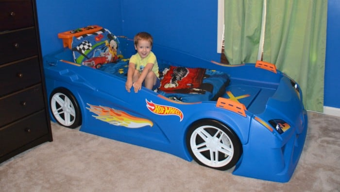 Hot Wheels Bed 7