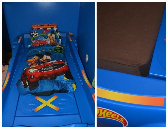 Step2 Hot Wheels Bed Toddler