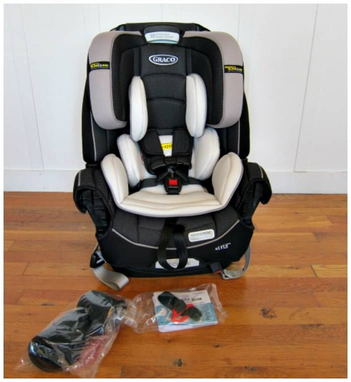 graco 4ever all in 1 car seat review thrifty nifty mommy. Black Bedroom Furniture Sets. Home Design Ideas