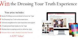 Dressing Your Truth Prize