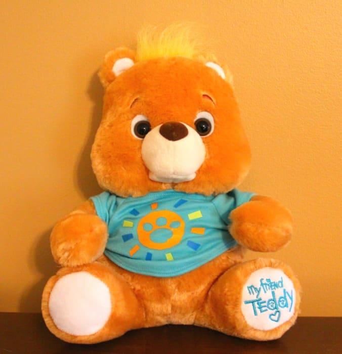 Final Teddy b