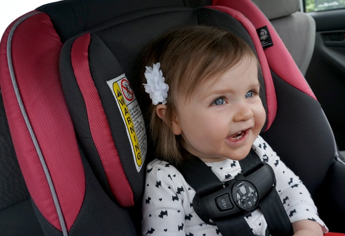 Safety 1st Guide 65 Convertible Car Seat Review