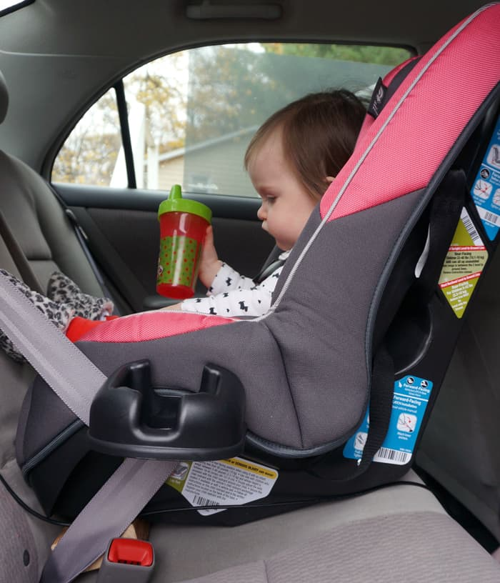 And Then I Saw It The Safety 1st Guide 65 Convertible Car Seat This Was Solution Looking For