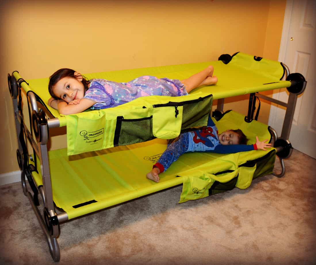 Kid O Bunk — The Ultimate Portable Bunk Beds for Kids!