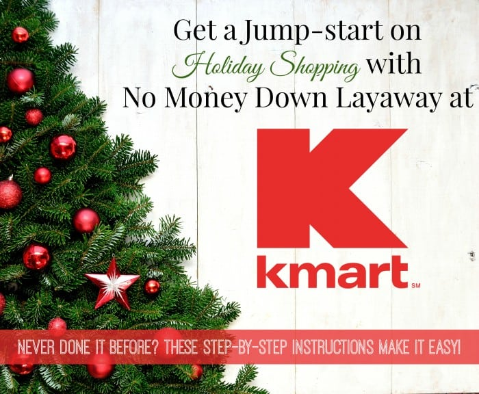 Get a Jump-start on Your Holiday Shopping with No Money Down ...