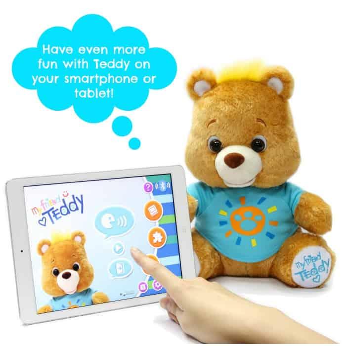Teddy App Pic