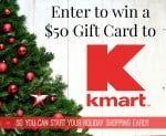Get a Jump-start on Your Holiday Shopping with No Money Down Layaway at Kmart!