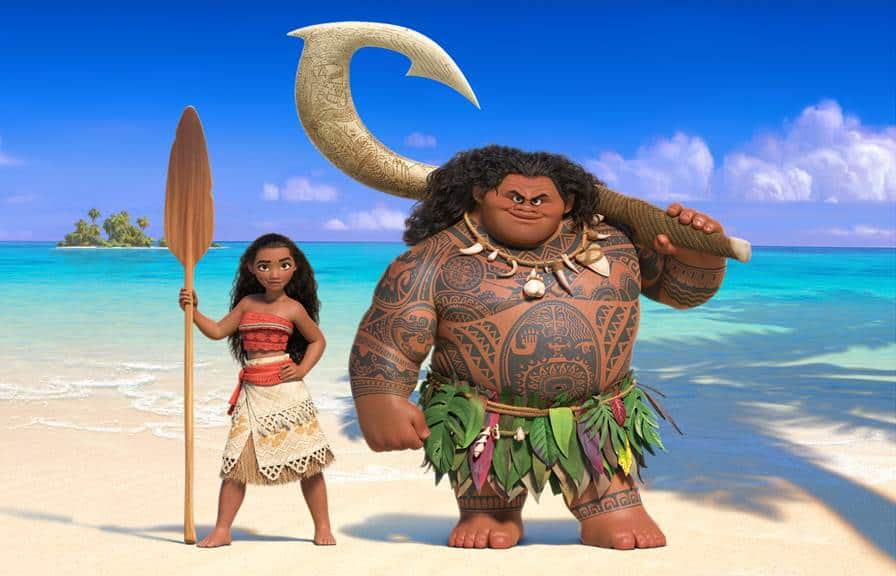 Disney's Moana Has Found Her Voice! #Moana #MoanaMovie #Disney
