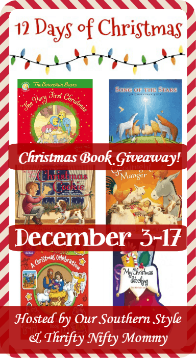 12 Days Book Giveaway