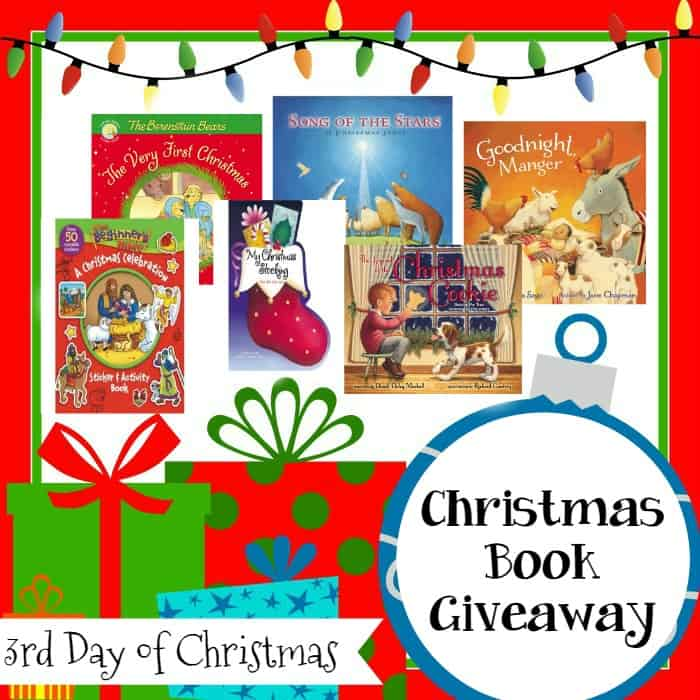 12 Days of Christmas Books