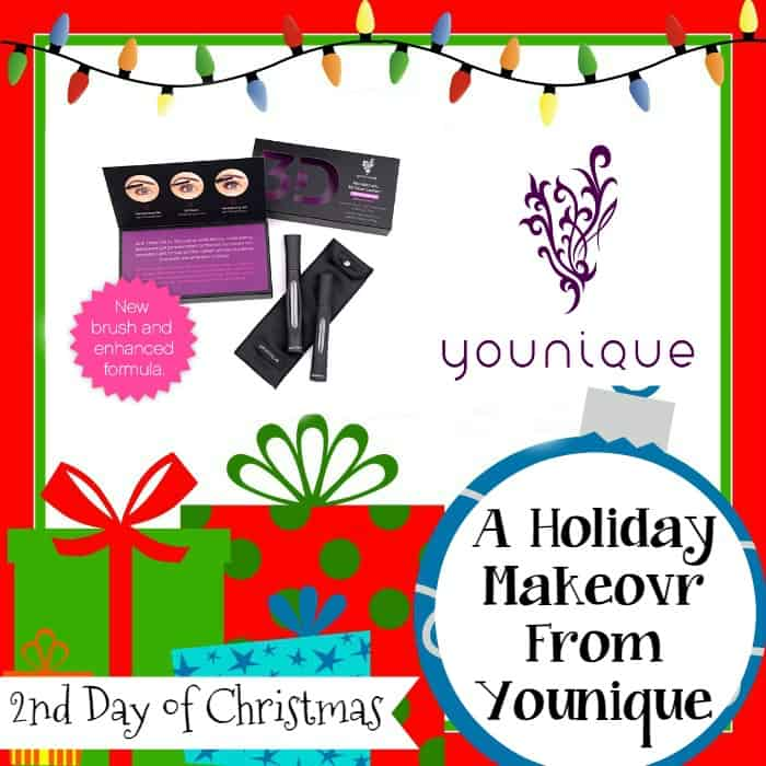 12 Days of Christmas Younique