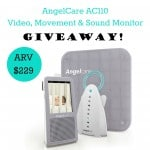 AngelCare AC110 Giveaway