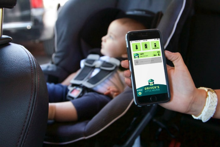 Driver's Little Helper {Car Seat Safety Made Easy}