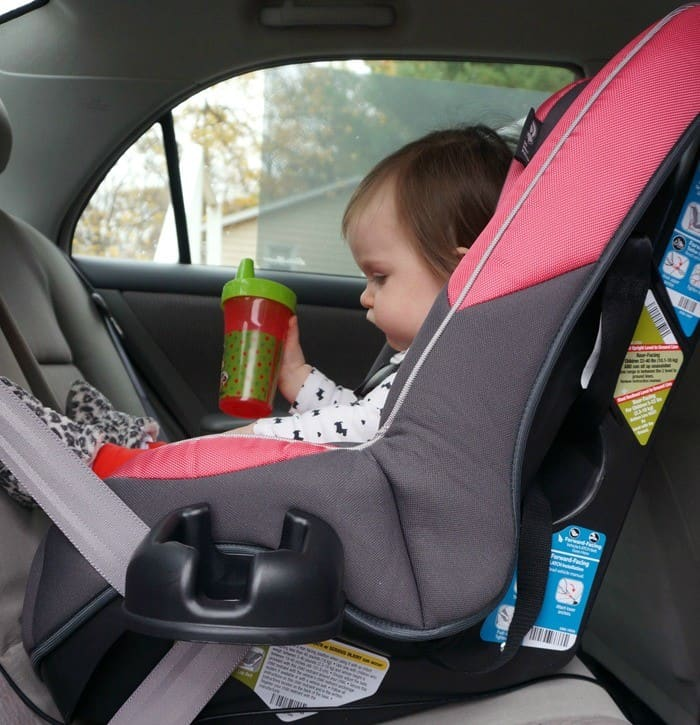 Safety 1st Guide 65 Convertible Car Seat Review Thrifty