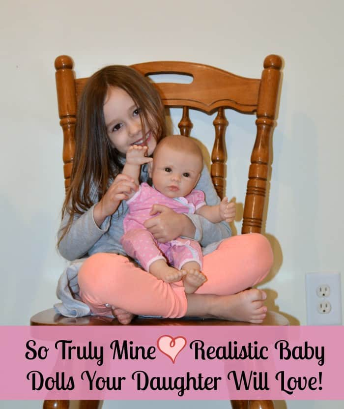 So Truly Mine Realistic Baby Dolls From The Ashton Drake Galleries