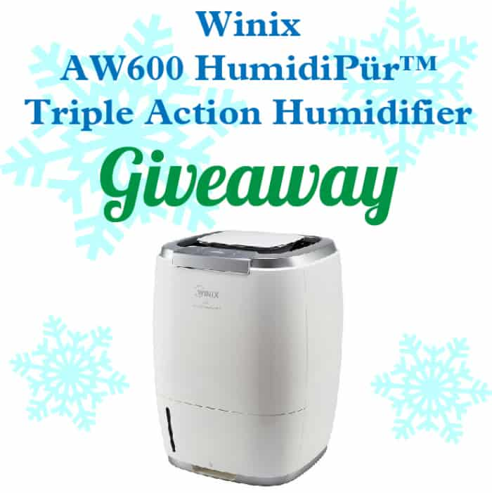 Winix HumidiPür Triple Action Humidifier