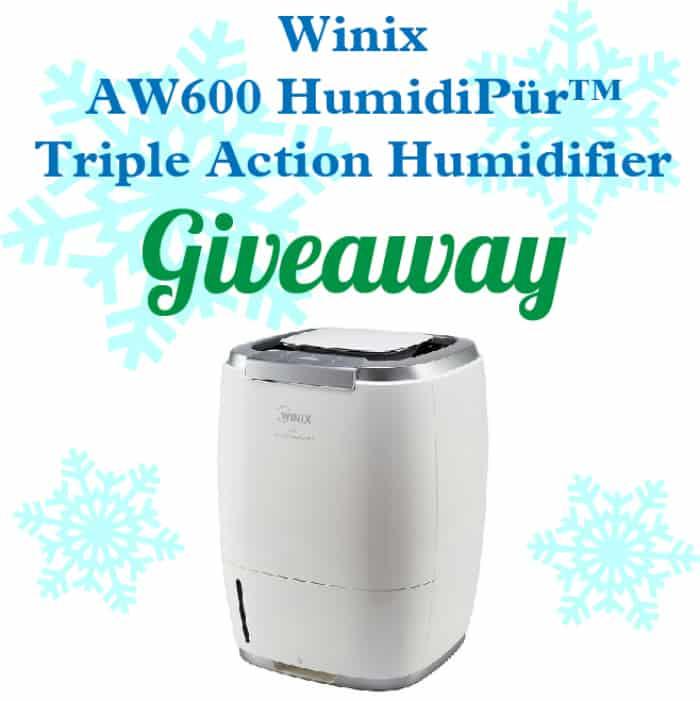 Winix HumidiPür Triple Action Humidifier