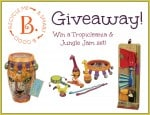 B Toys Giveaway