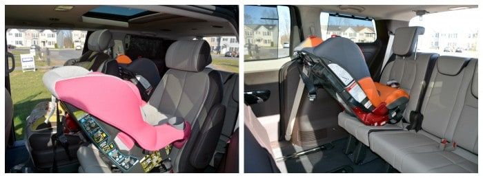 Car Seats in Kia