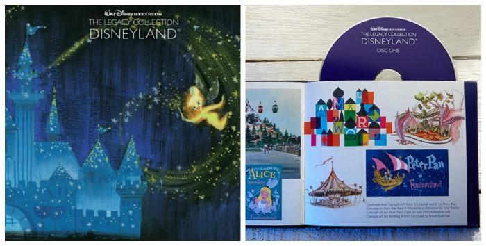 Disneyland CD