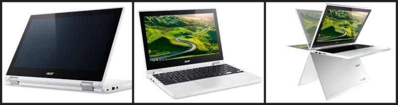 Acer Convertible Chromebook A Touchscreen Notebook Under