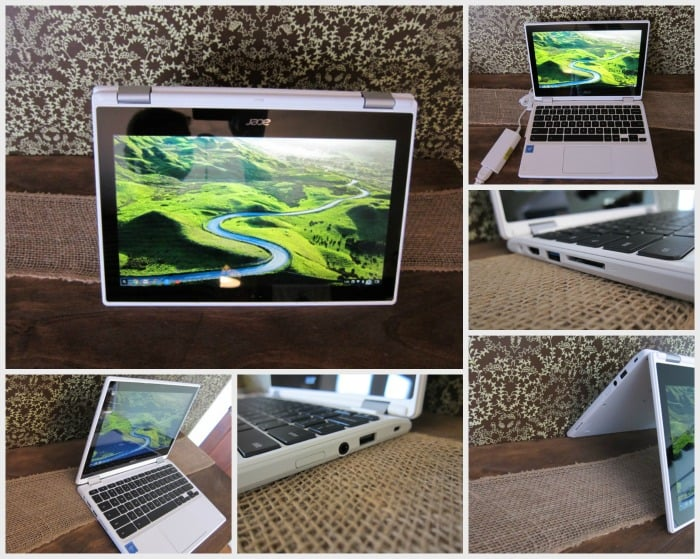 Acer Convertible Chromebook – A Touchscreen Notebook Under $300!