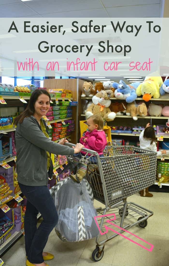 Introducing the LullaBelay — an Easier Way To Grocery Shop with a Baby
