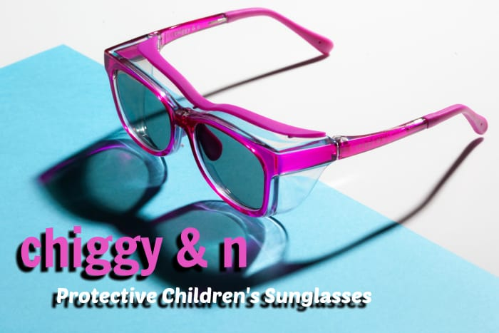 chiggy & n {Protective Children's Sunglasses}