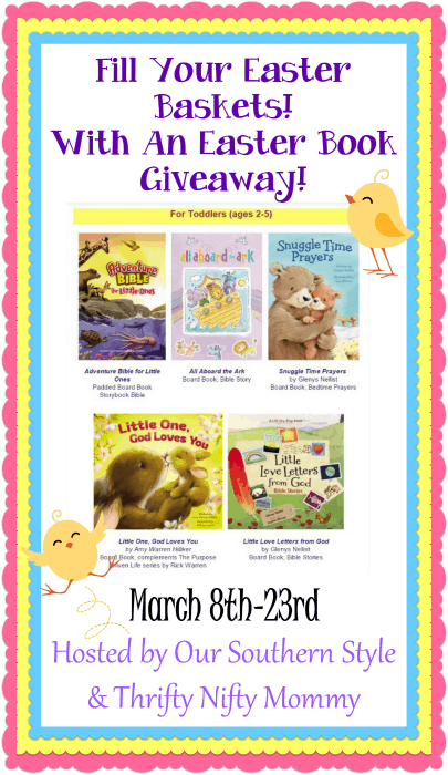 Easter Book Giveaway