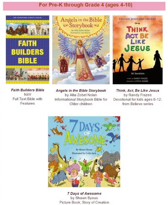 Easter books 2