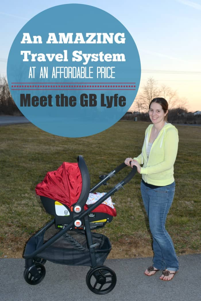GB Lyfe Travel System