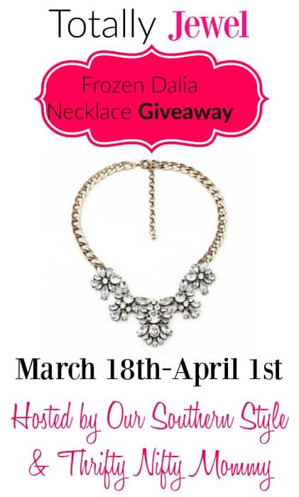Jewelry Giveaway