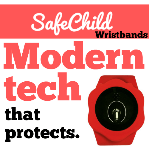 SafeChild {Modern Tech That Protects}