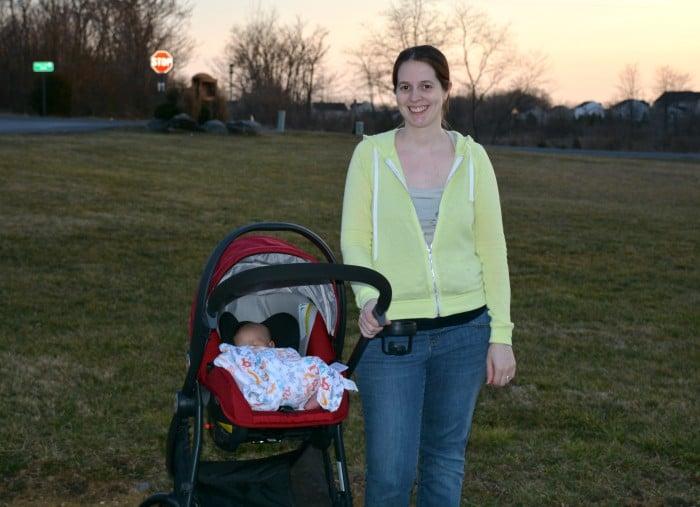 walking with GB Lyfe