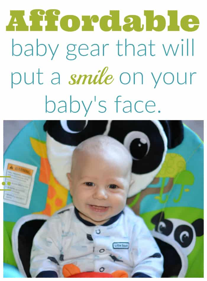 Affordable Baby Gear {That You've Gotta Check Out!}
