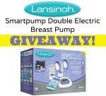 Lansinoh Smartpump Giveaway
