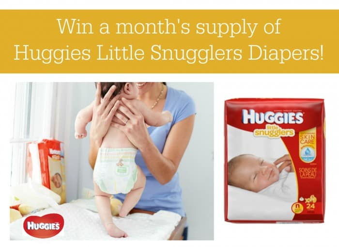 Win the diapers