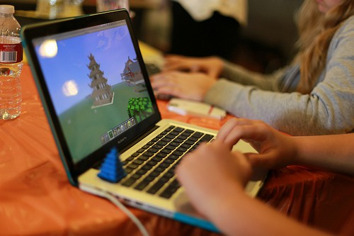Summer of Minecraft Camps