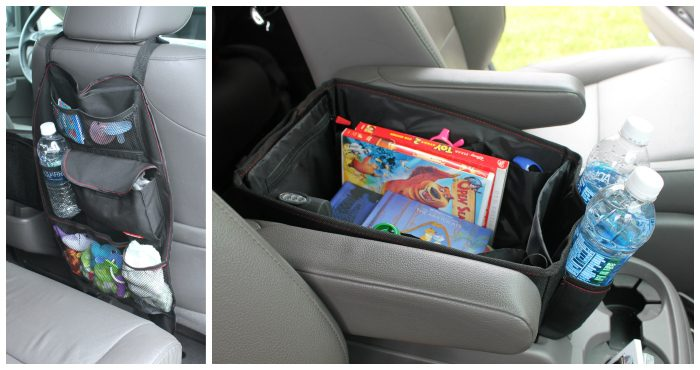 Organization in minivan