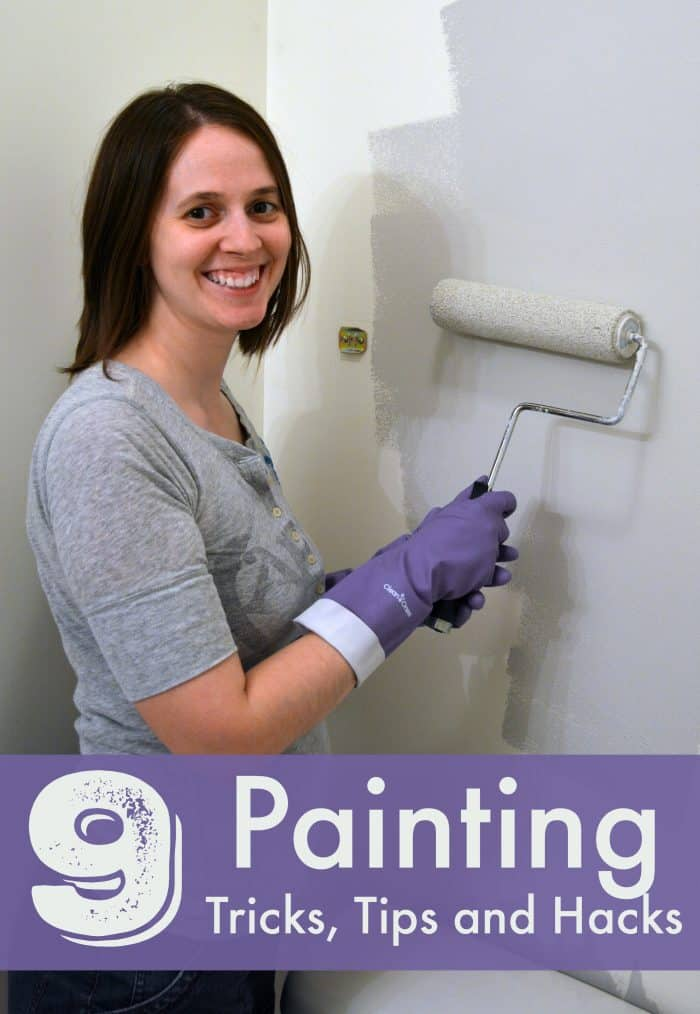 9 Painting Tricks, Tips and Hacks